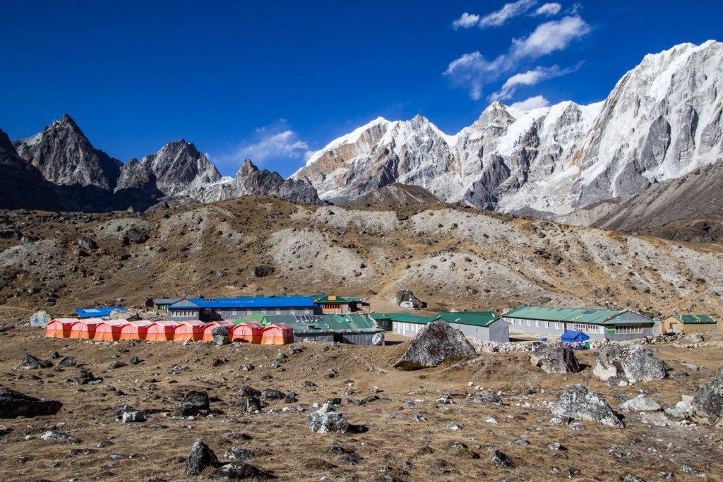 Dzongla (4830m)