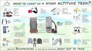 Bag pack For Trekking